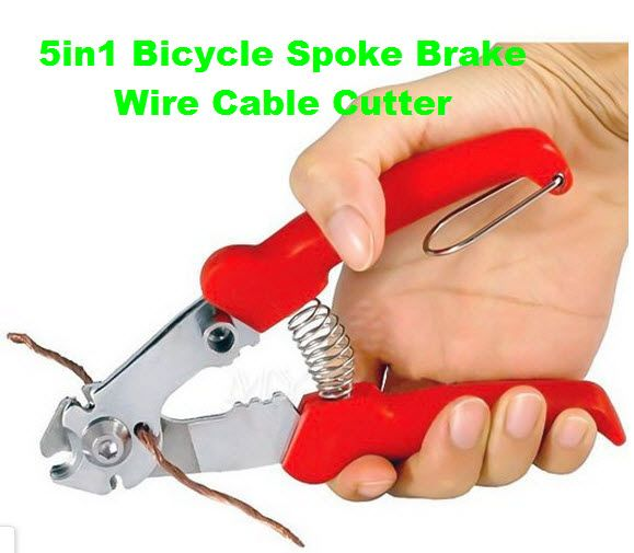 Risk Bicycle Bike Brake//Shift Derailleur Shifter Cable Cutting Plier Repair Tool
