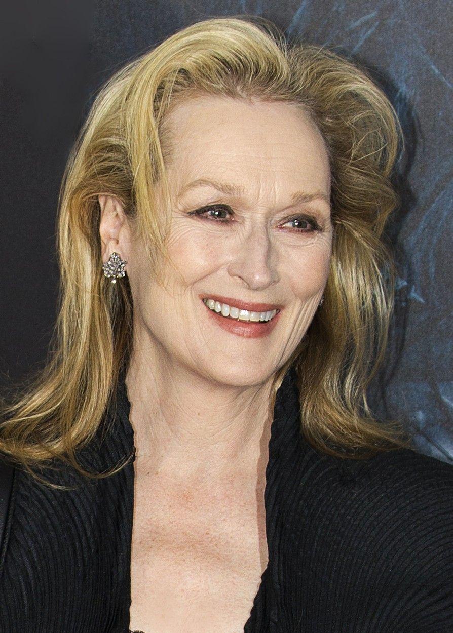 Celebrity Hairstyles Adorable Merylstreep1 894×1250  Meryl Streep  Pinterest  Meryl Streep