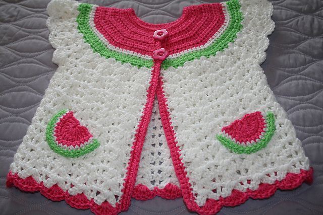 Ravelry: Swing Set Cardigan pattern by Linda Permann