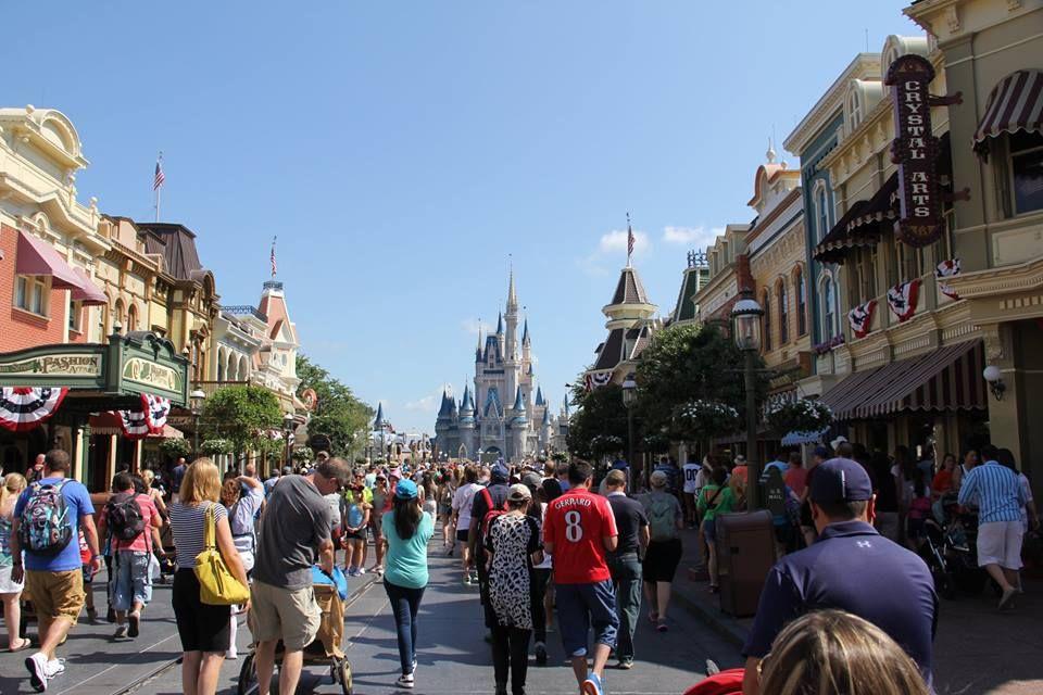 Magic kingdom, o sonho Disney. Um programa para todas as idades