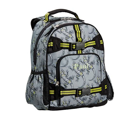 Mackenzie Gray Gecko Backpacks Backpacks Mackenzie