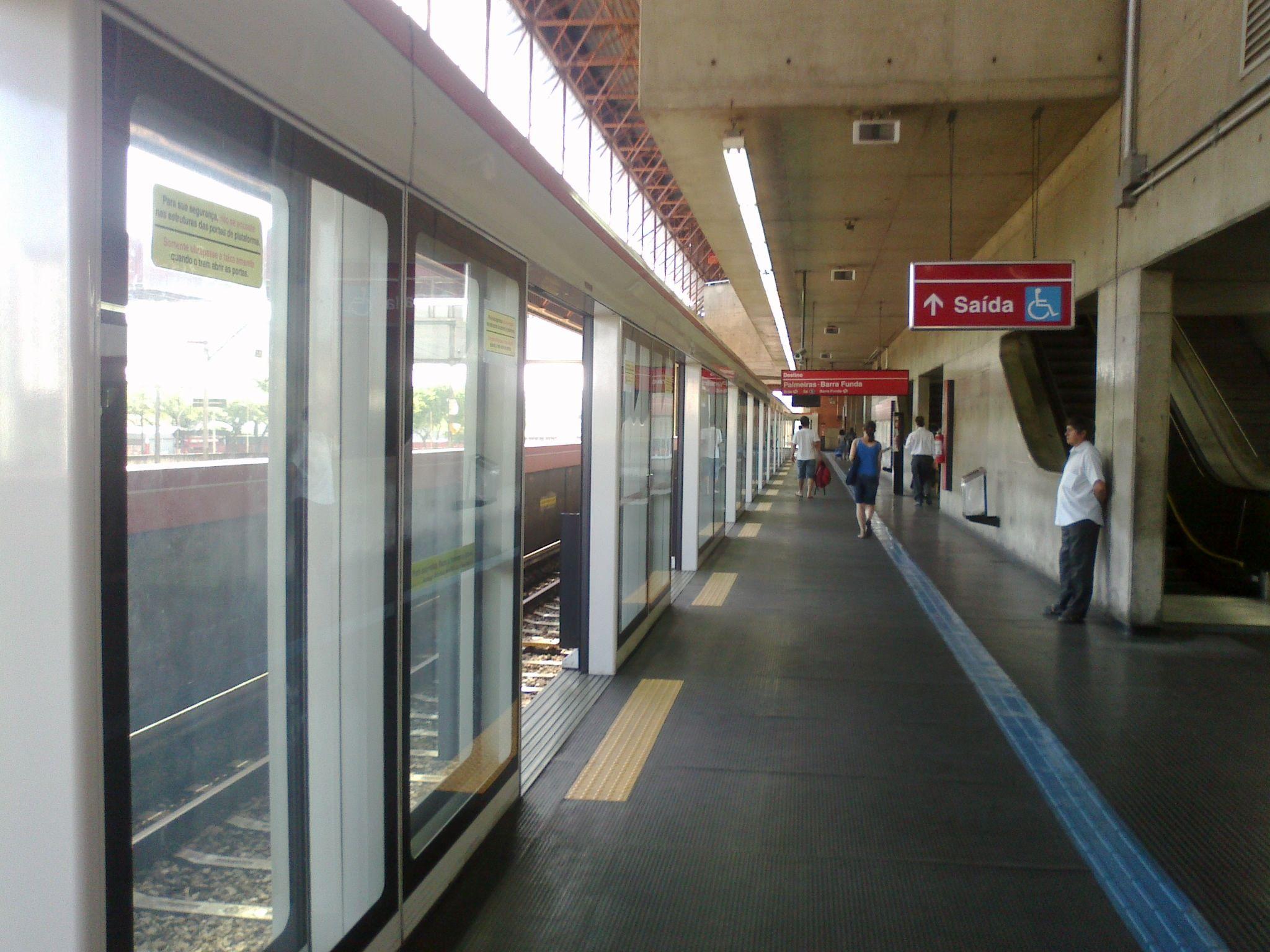 Estação Vila Matilde #metro #subway #urban #saopaulo #sampa #sp #railway #igers #igersbrasil #igerssaopaulo #instasampa #instadroid #metrosp