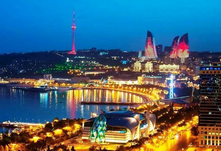 Baku Azerbaycan Azerbaijan Travel Baku City Baku