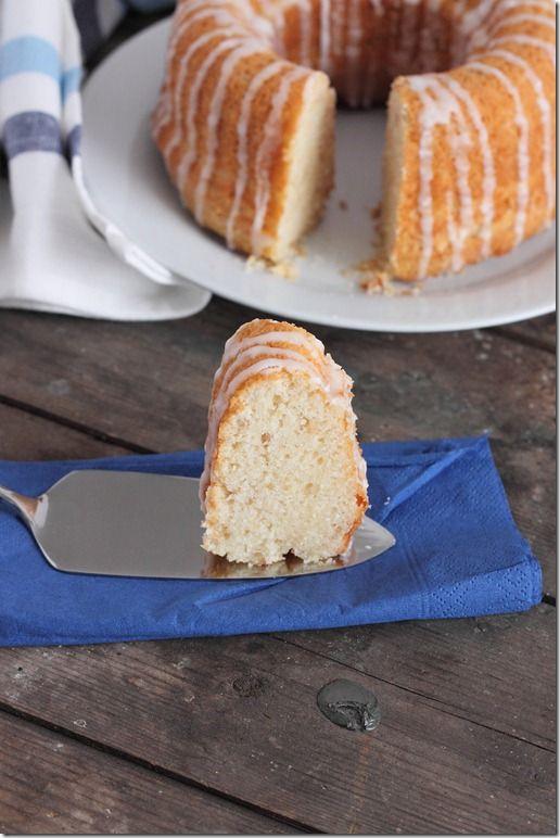 Vegetarian Food Made Interesting And Easy Pound Cake With A Lemon Glaze Sweet Cakes Pound Cake Recipes Dessert Recipes