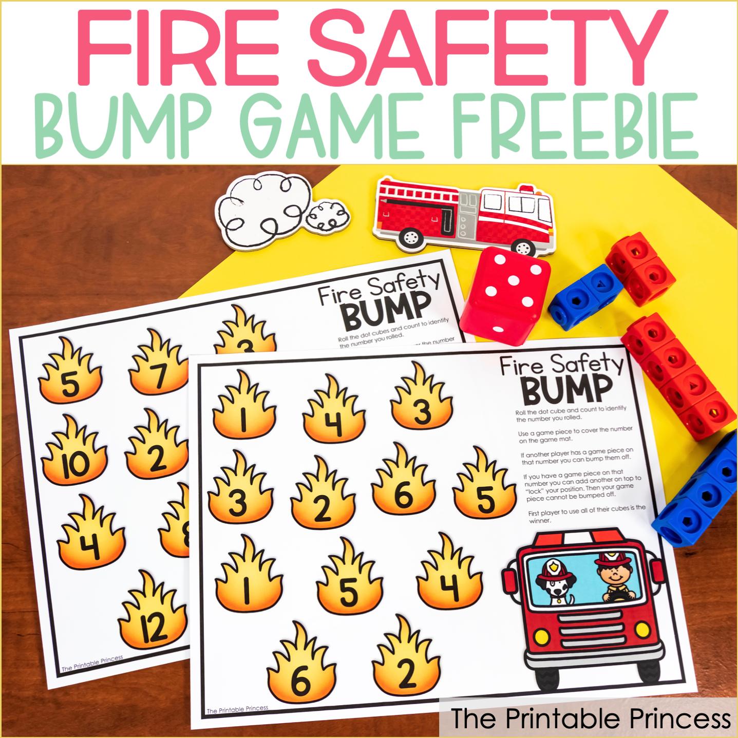 Mini Eraser Freebies For Kindergarten Fire Safety Math The Printable Princess Thanksgiving Activities For Kindergarten [ 1437 x 1437 Pixel ]