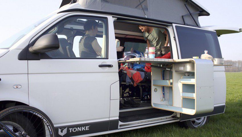 This Is Our New Favorite Camper Camper Van Camper Vw Campervan
