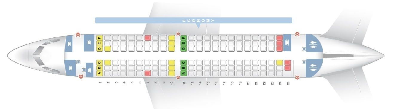 Seat Map And Seating Chart Scandinavian Airlines Sas Boeing 737 700 Layout 140 Seats Fleet Seating Charts Boeing 737