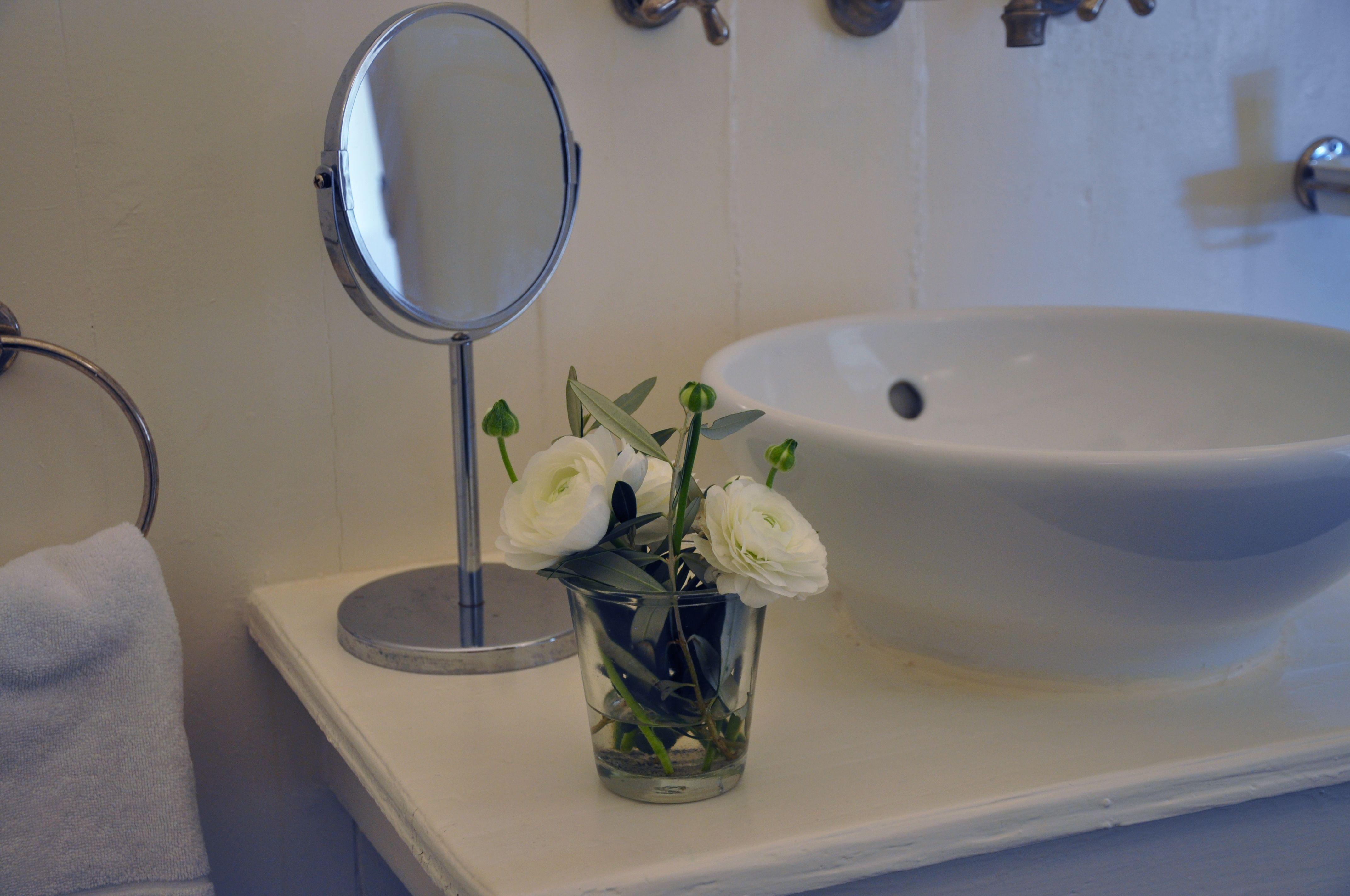 Bathroom, Mas des Songes, Provence, South of France, Chambre Rêves, Charme, Sérénité