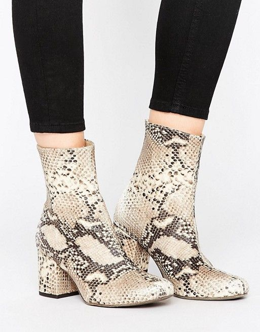 ASOS Free People Cecile Ankle Boot