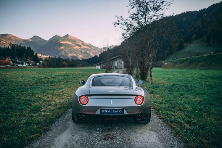 Ferrari F12 Berlinetta Lusso By Touring Superleggera Ferrari Italiaans Auto S En Motoren