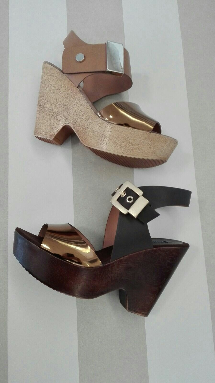 Platform De Paez Sandals Pin En Calzados EYDH2IW9