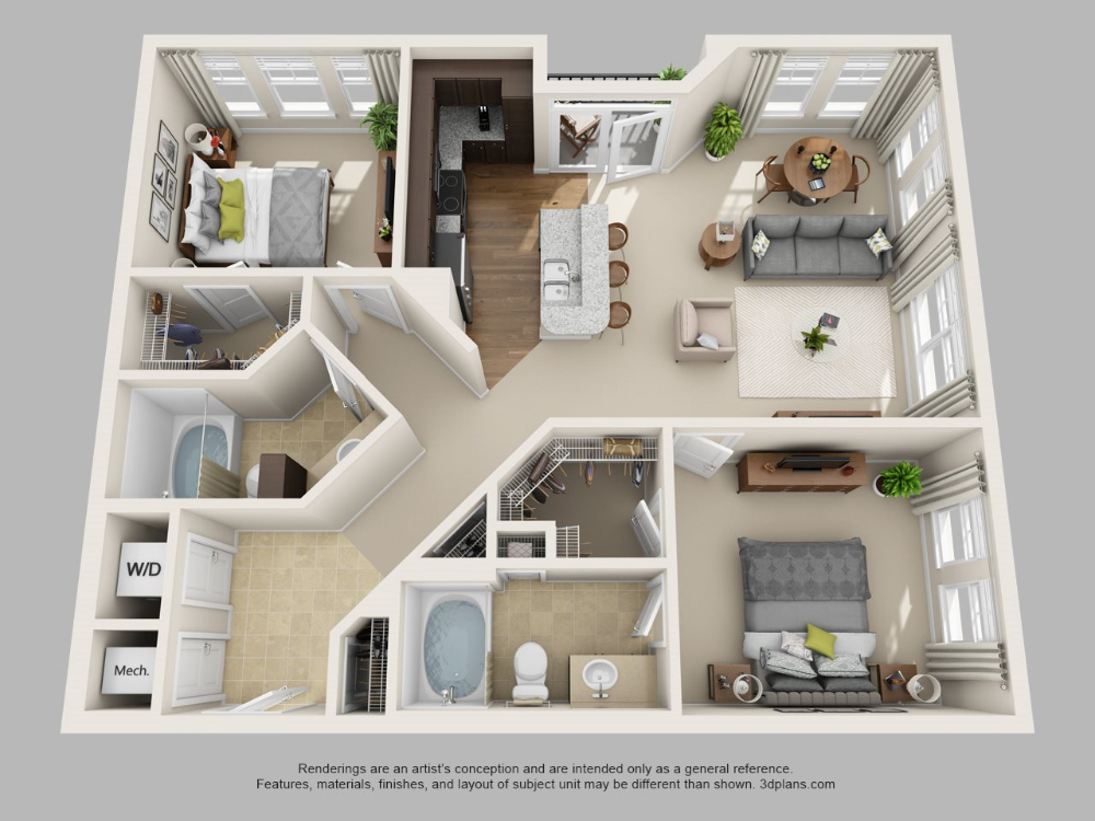 Pin By Maya On Apts In 2020 Apartment Floor Plans Tiny House Layout Floor Plans