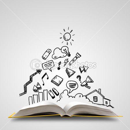 dibujos para imprimir libro abierto - Buscar con Google | BOOKS ...