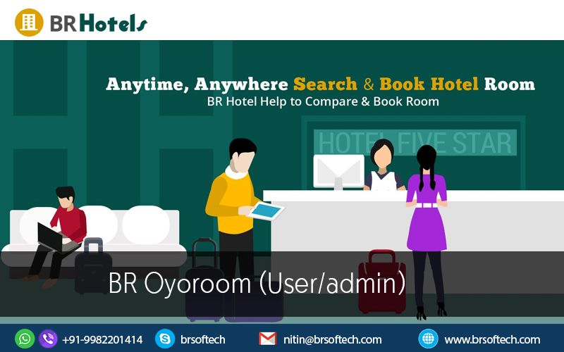 Are you looking for oyo rooms clone for your hotel? BR