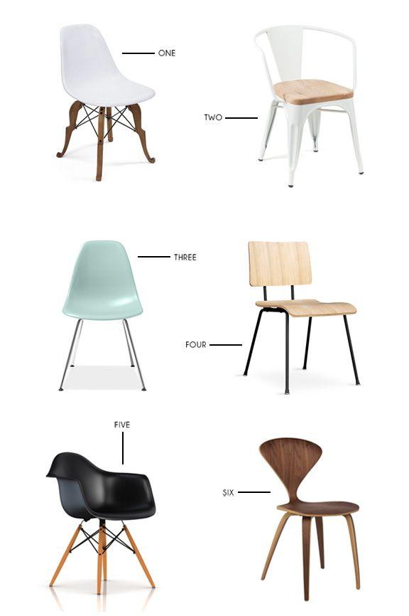 Modern Desk Chairs Eames Cherner Modernica Modern Desk Chair