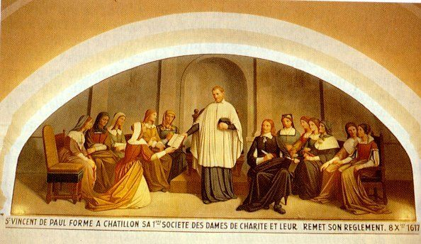 August 1617: First Confraternity of Charity | VinFormation #famvin