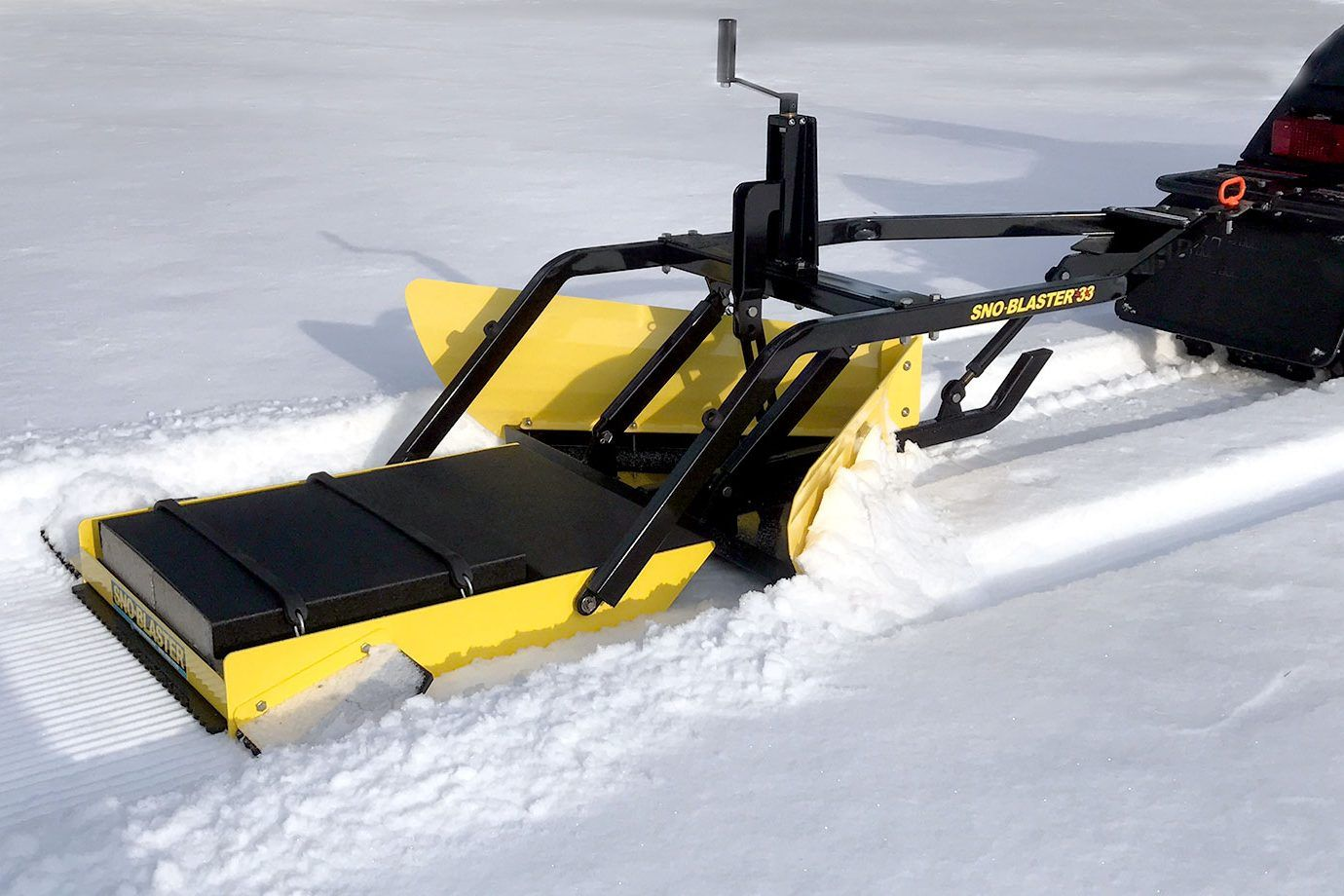 Narrow Single Track Groomers Snow Grooming Equipment In 2020 Groomer Atv Implements Snow