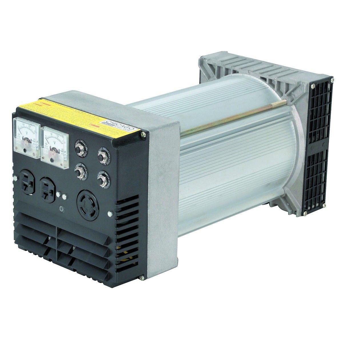 10000 Max Starting 7200 Running Watts Generator Head Alternative Power