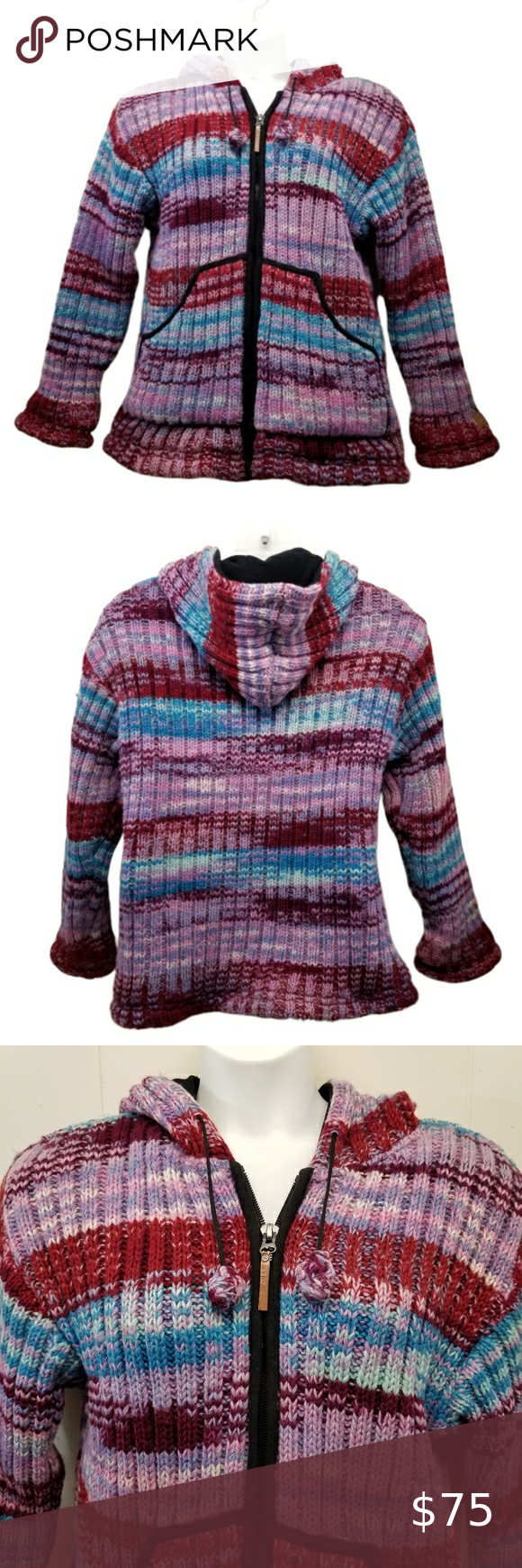 Kyber Outerwear L Wool Jacket Coat Fleece Lined Wool Jacket Fleece Coat Outerwear [ 1740 x 580 Pixel ]