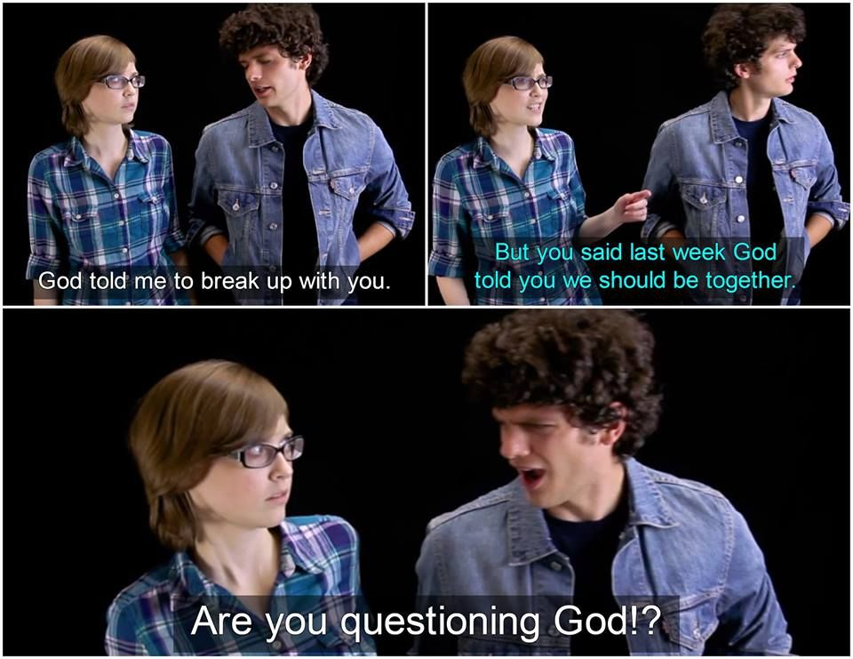 Blimey cow christliche dating