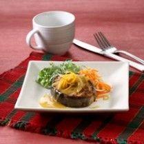 Steak Gindara With Orange Sauce Resep Makanan Resep Seafood Resep