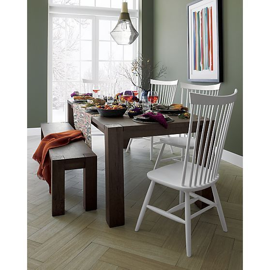 Image Result For Marlow Dining Chair Room Pinterest Cool Crate And Barrel Sets