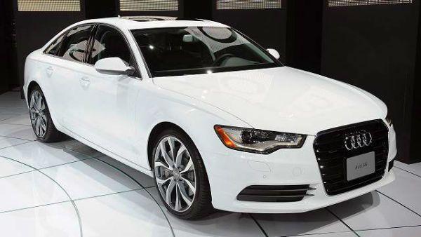 Audi A6 2015 White