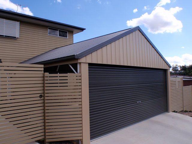 Carport With Roller Door Roller Doors Carport Diy Carport