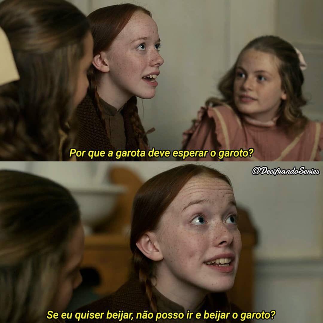 Anne With An E 2x5 Com Imagens Frases De Filmes