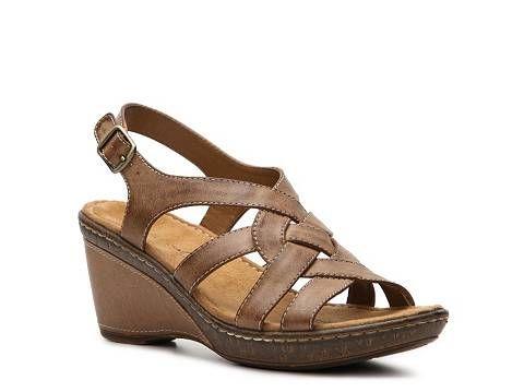 Naturalizer Haddax Wedge Sandal