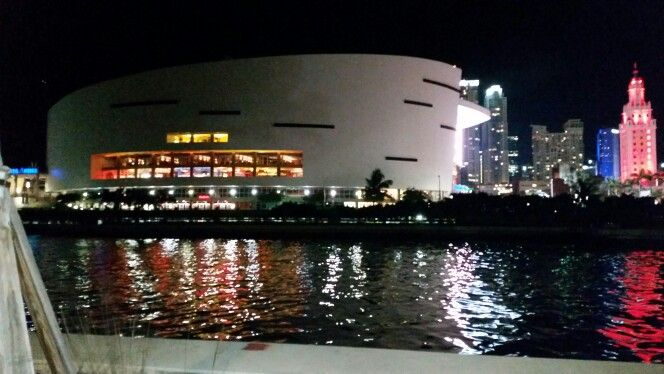 American Airlines Arena Miami Beach
