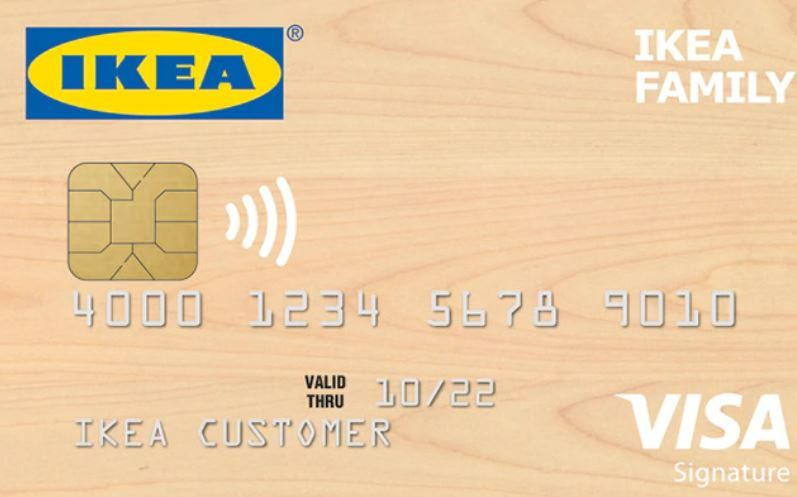 Ikea Credit Card Login Credit Card Images Credit Card Apply