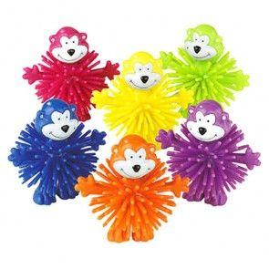 Monkey Porcupine Character Balls (12 pcs)