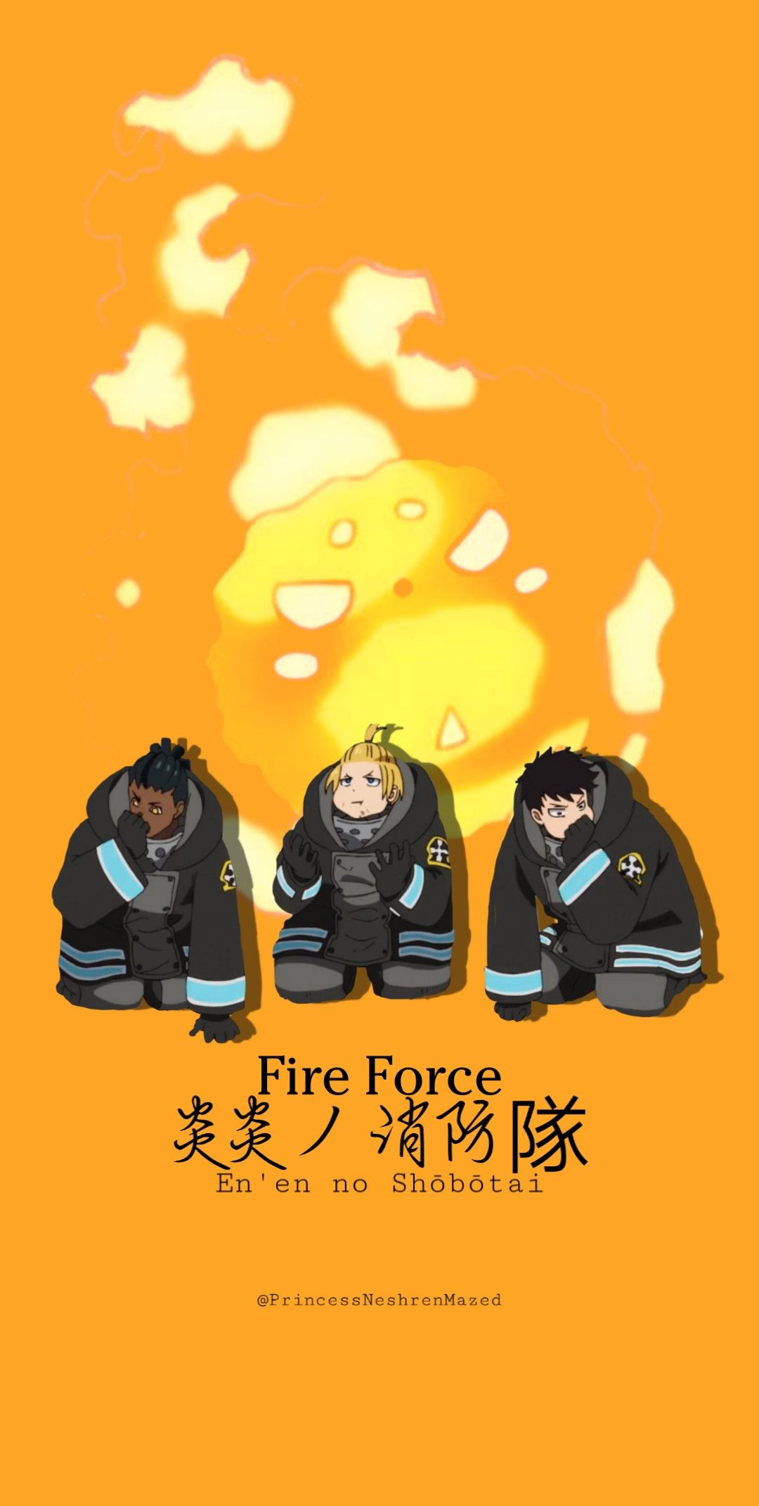 Fire Force Wallpaper Shinra Kusakabe Anime Classroom Anime Wallpaper