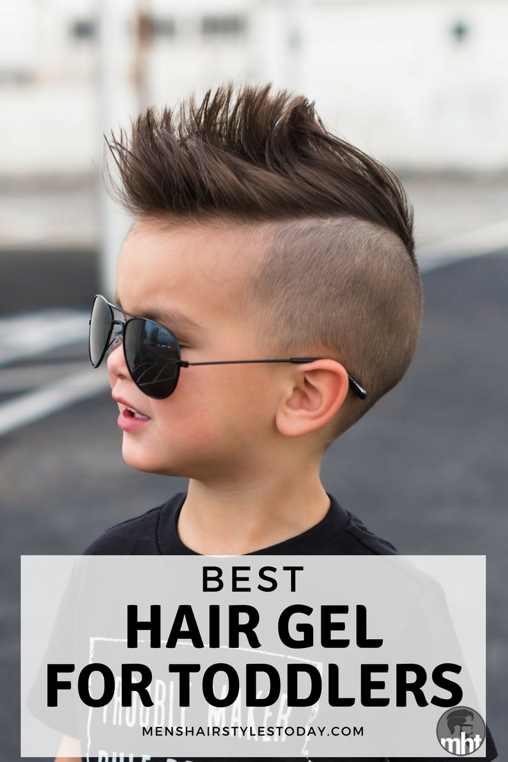 Top 5 Best Hair Gels For Kids That Provide The Perfect Hold 2020 Cool Boys Haircuts Boys Haircuts Toddler Boy Haircuts