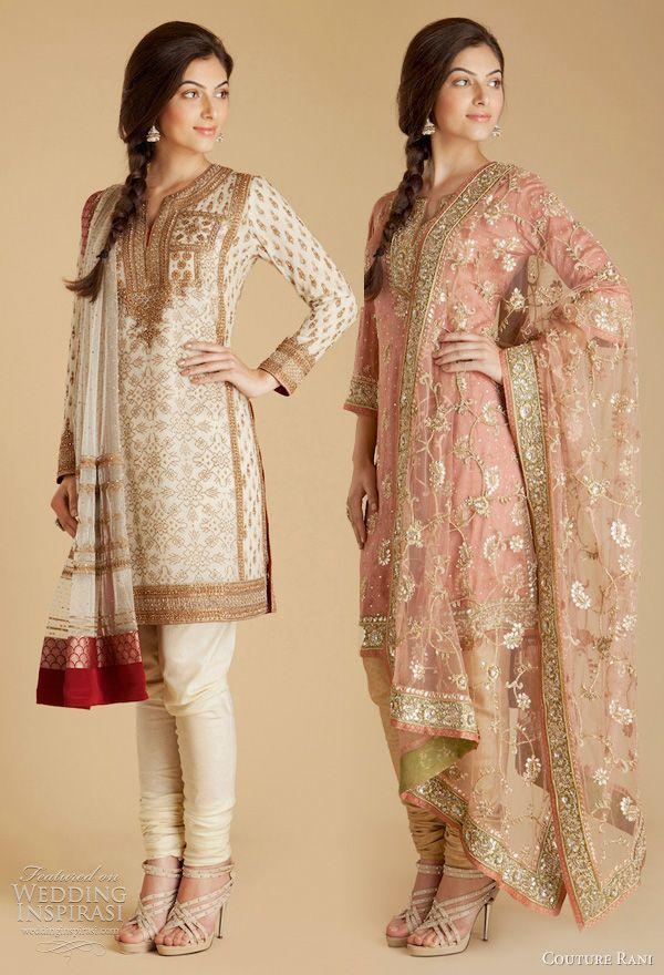 Couture Rani Indian Bridal Fashion — Gaurav Gupta, Ritu Kumar ...