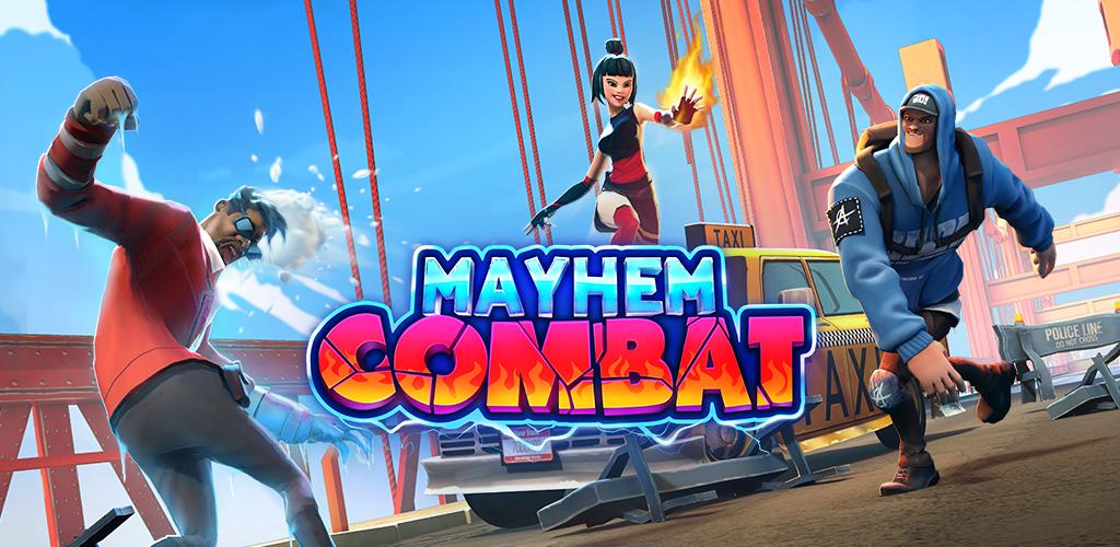 Mayhem Combat Fighting Game Fighting games, Human zoo
