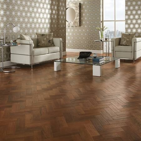 AP02 Auburn Oak Living Room Flooring