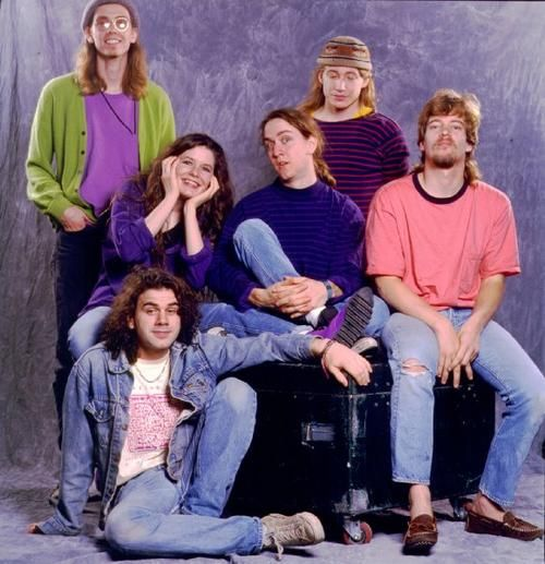 Edie Brickell and New Bohemians  I love this band but this