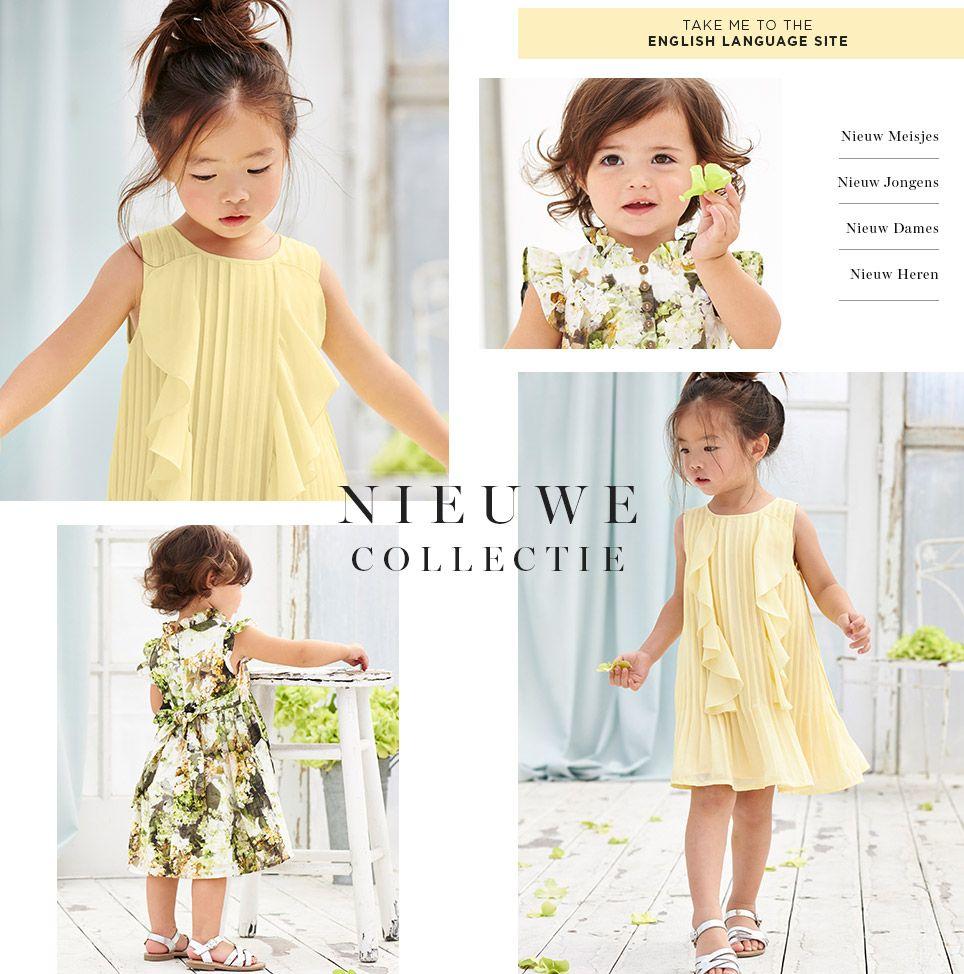 Kinderkleding Nederland.Dames Heren En Kinderkleding Next Nederland Leuke Sites