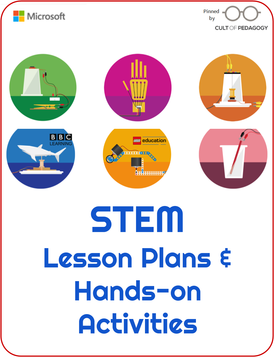 STEM lesson plans & hands-on activities | Microsoft Education