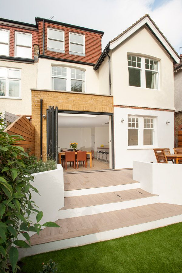 Side Extension Kitchen Extension Victorian Terraced