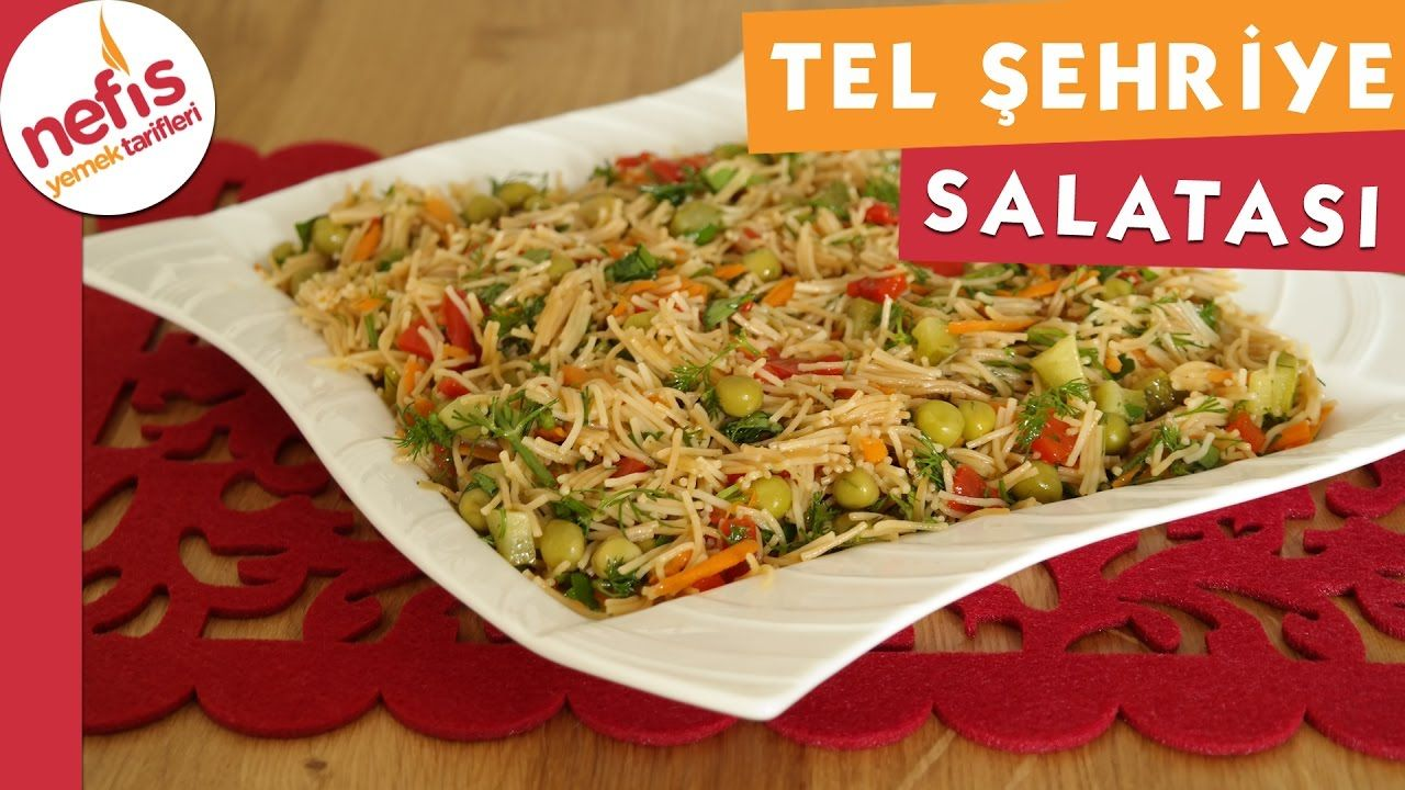 Üçlü salata tarifi