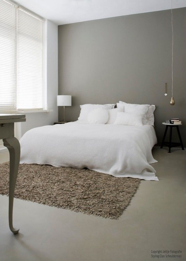 Slaapkamers 10 slaapkamer idee n om zo bij weg te dromen chambres decoration mer et id es - Deco slaapkamer idee ...