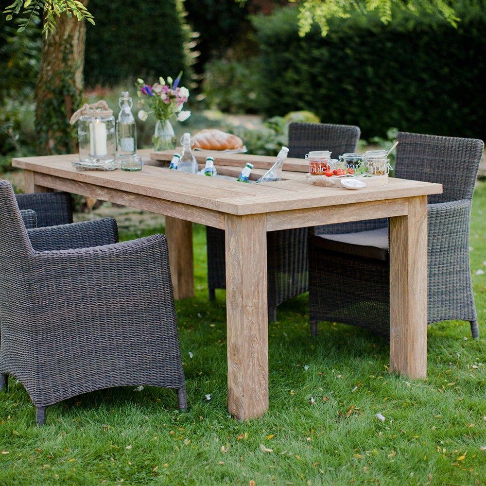garden trading st mawes drinksplanter table occa home uk - Garden Furniture 2016 Uk