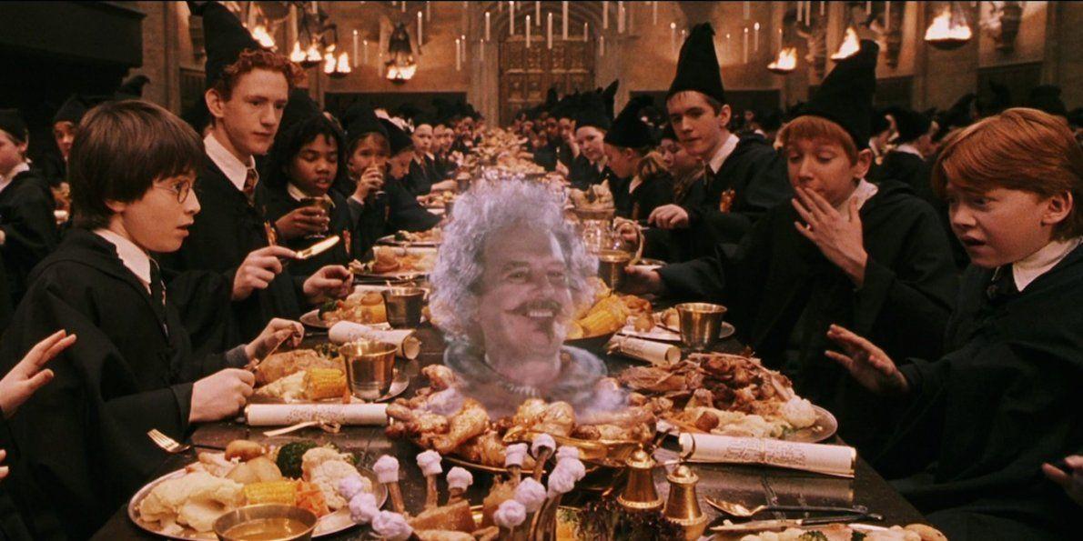 harry potter hall christmas - Google Search