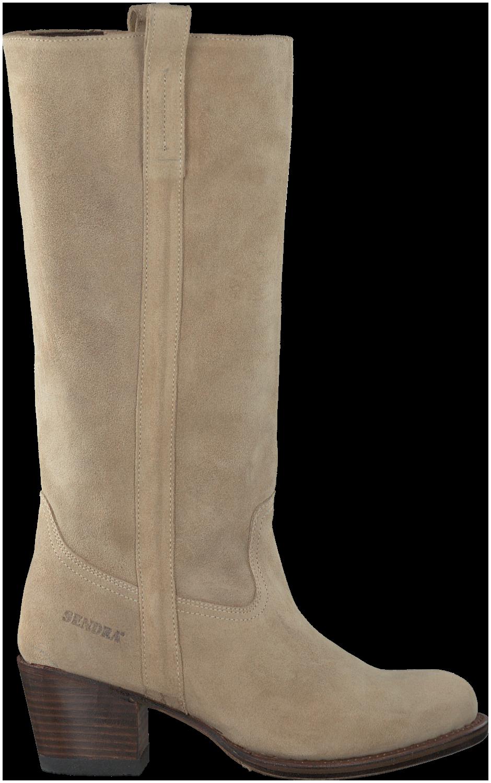 ea3adbb522b Beige SENDRA Cowboylaarzen 7025 DEPLUS | schoenen | Beige laarzen ...