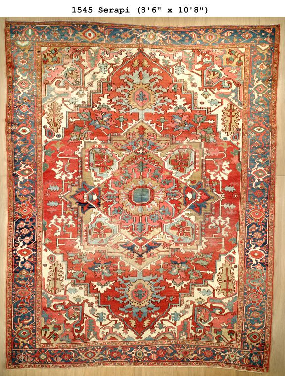 S H Rugs Gallery Specializing In Antique Persian Caucasian