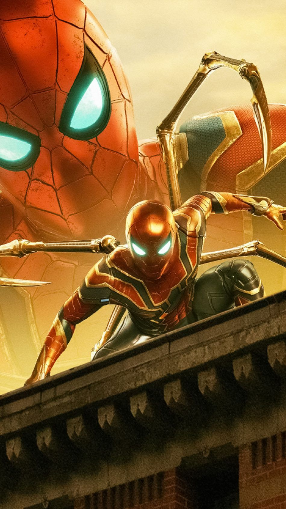 Iron Spider Spiderman Far From Home 2019 Iron spider