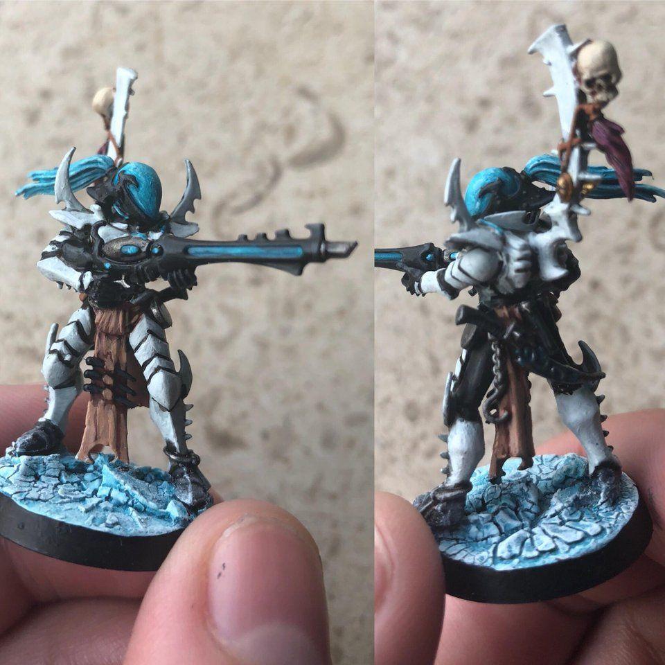 First Sybarite And My Killteam Leader : Drukhari